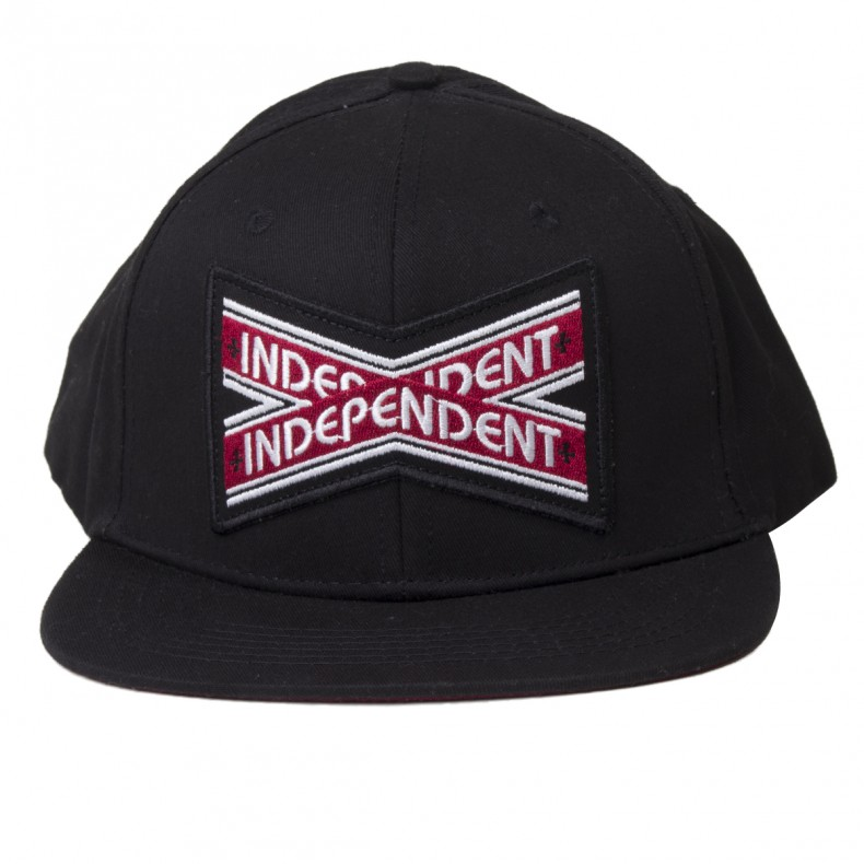BONÉ INDEPENDENT INTERSECT SNAPBACK