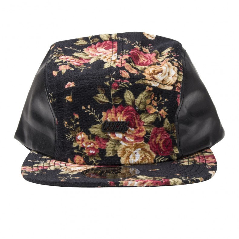 BONÉ OFFICIAL GOTH CAMP STRAPBACK