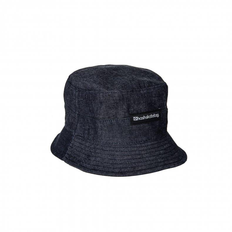 BUCKET HAT HASHSKATETAG JEANS