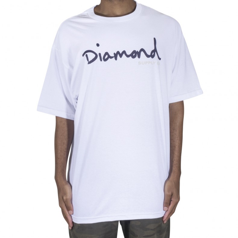 CAMISETA DIAMOND OG SCRIPT