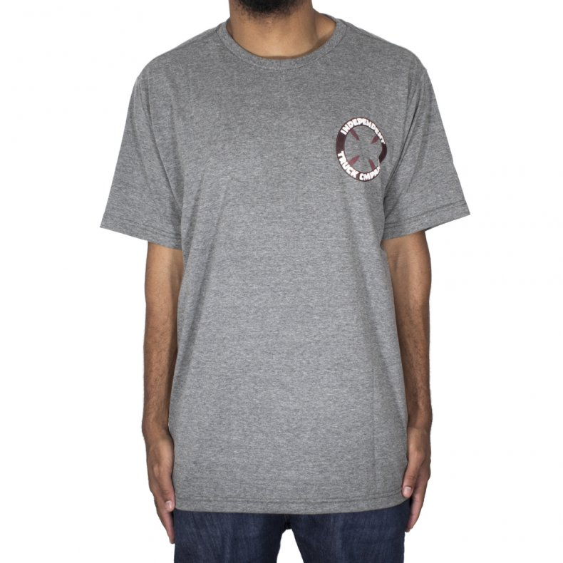 CAMISETA INDEPENDENT TRIP OUT CROSS