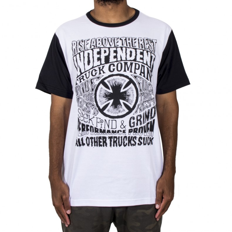 CAMISETA INDEPENDENT WATCHER