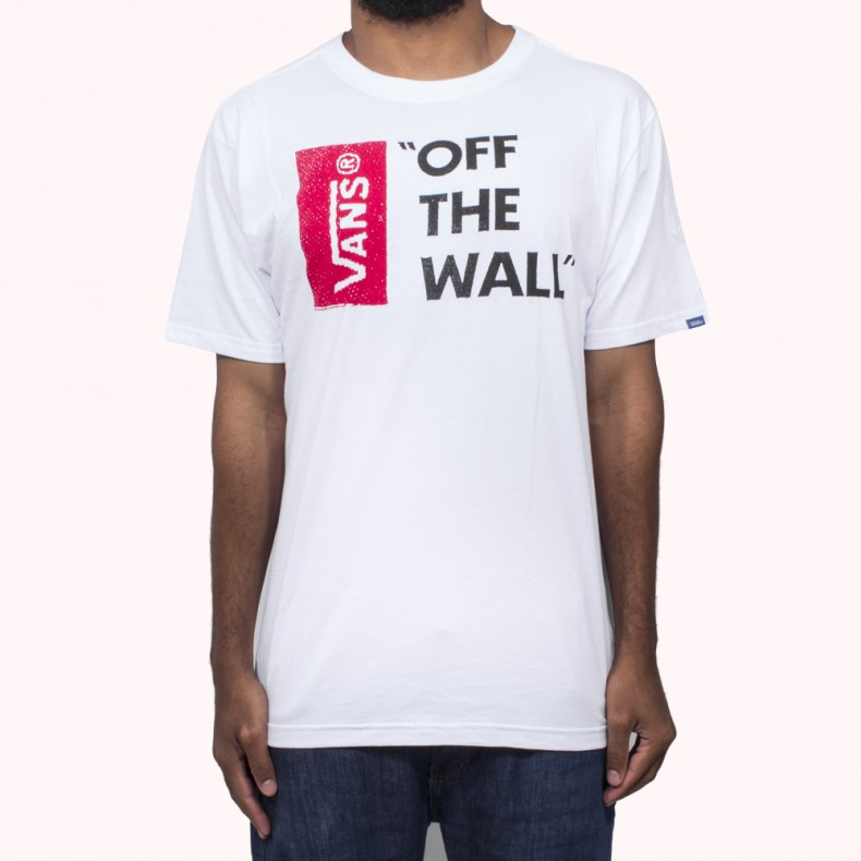 CAMISETA VANS OFF THE WALL II