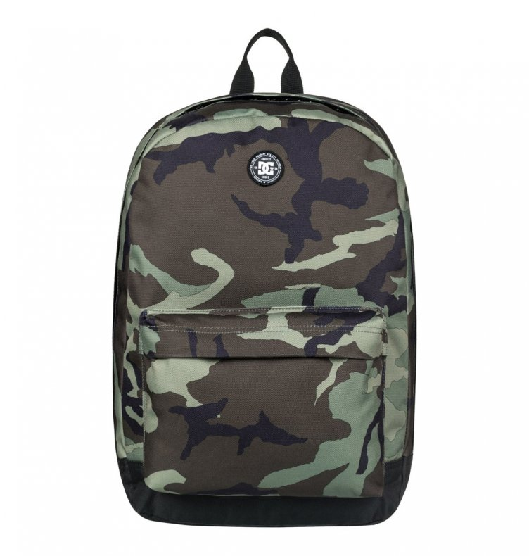 MOCHILA DC SHOES BACKSTACK PRINT