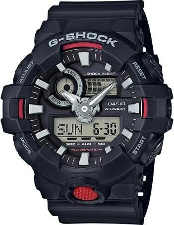 RELÓGIO G-SHOCK GA-700-1ADR
