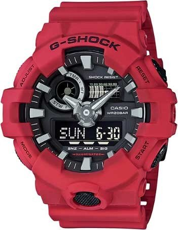 RELÓGIO G-SHOCK GA-700-4ADR