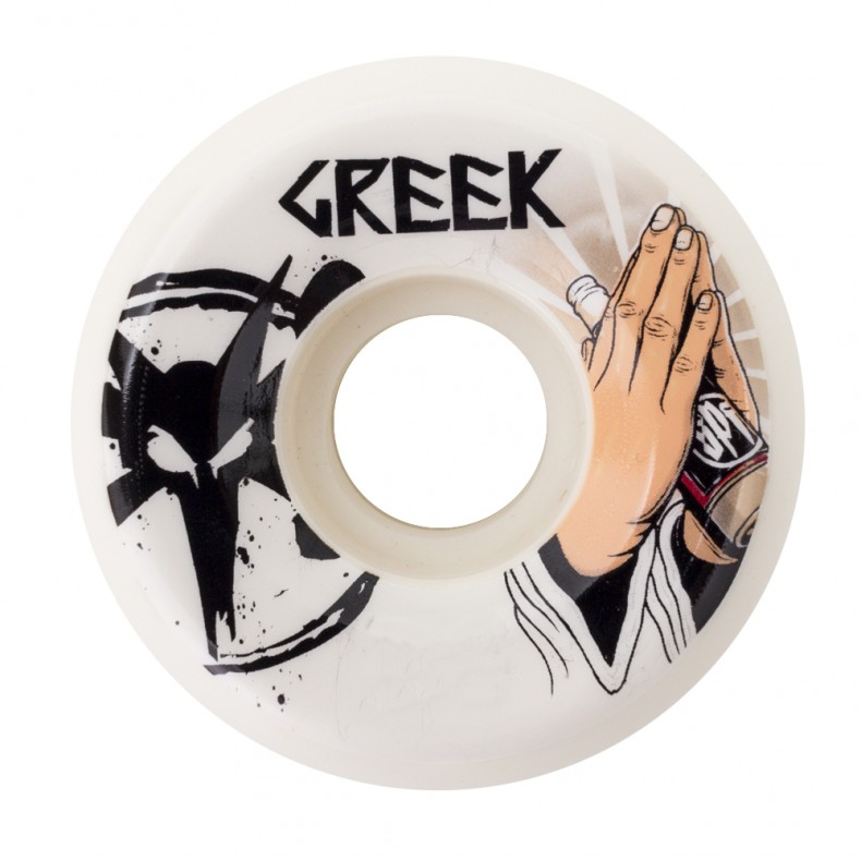 RODA BONES SPF GREEK 54MM