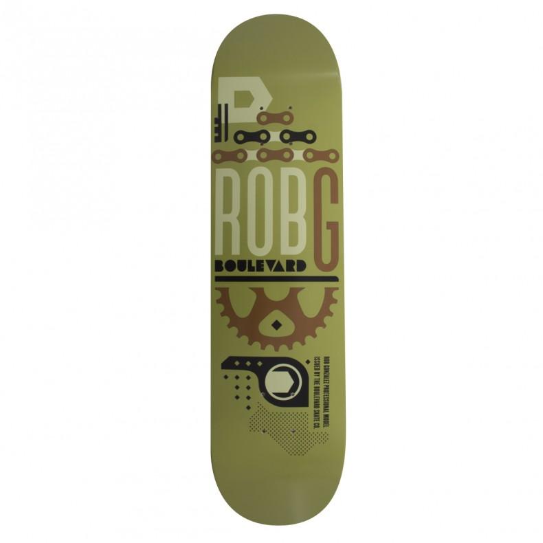SHAPE BOULEVARD ROB G SERIE DECO 7.75