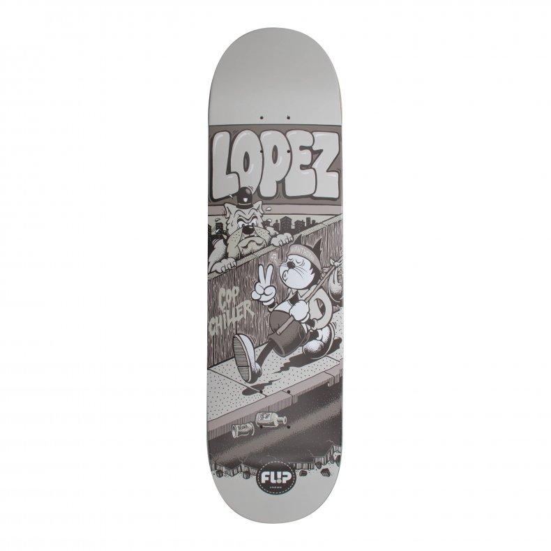 SHAPE FLIP LOPEZ COMIX PRO 8.25