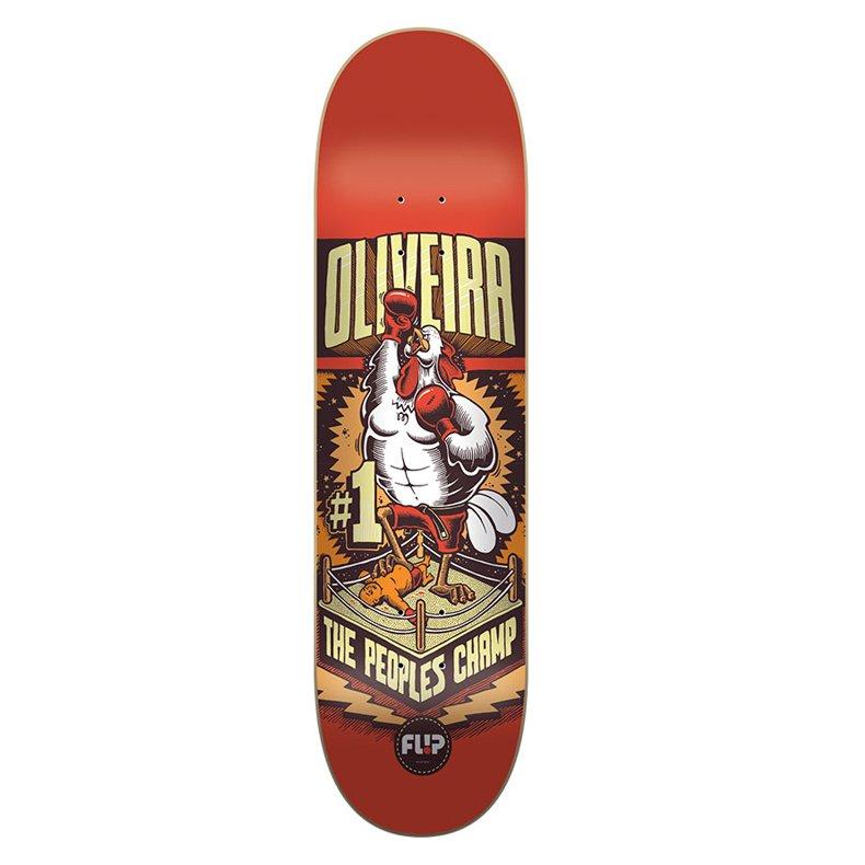 SHAPE FLIP OLIVEIRA COMIX PRO 8.13