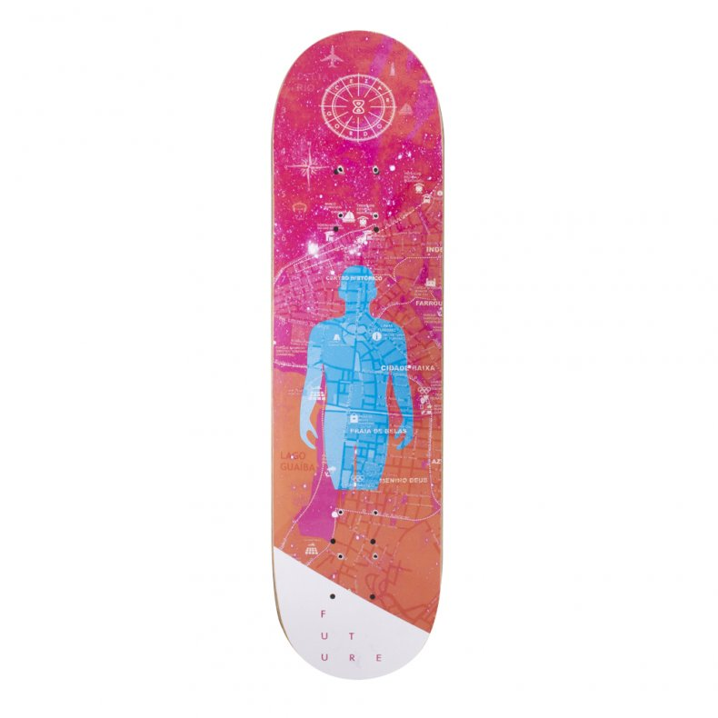 SHAPE FUTURE GORDO MAPA ASTRAL 8.25