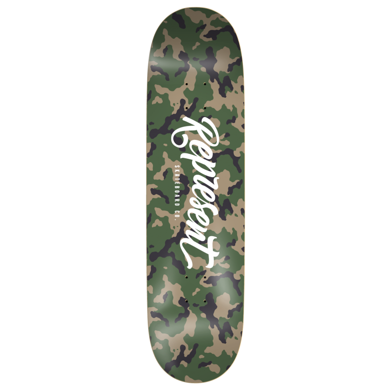 SHAPE REPRESENT MAPLE LOGO CAMO