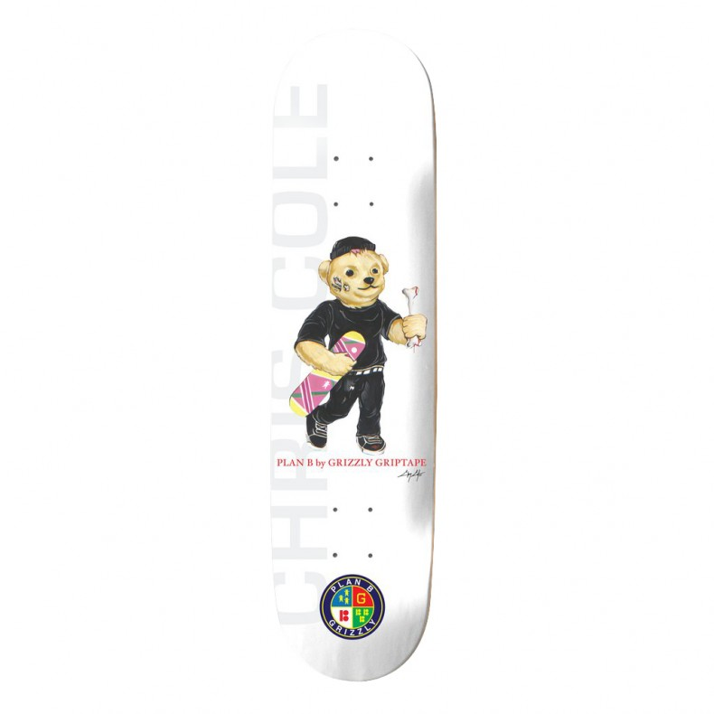 SHAPE PLAN B x GRIZZLY COLE 8.5
