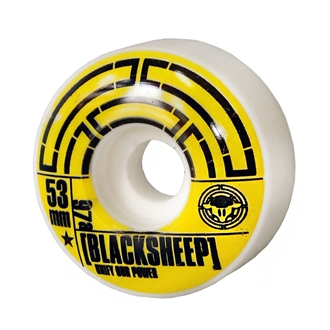 Imagem - RODA BLACK SHEEP TUBO 53MM - 277919