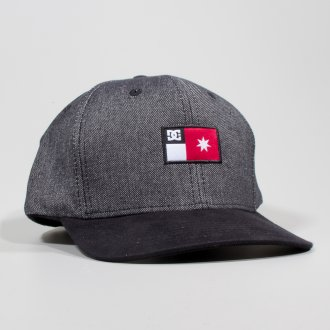 Imagem - BONÉ DC SHOES CORE BASIC FLAG SNAPBACK  - 17211809