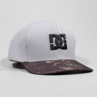 BONÉ DC SHOES EMPIRE PRINT SNAPBACK
