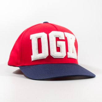 BONÉ DGK DROP OUT SNAPBACK