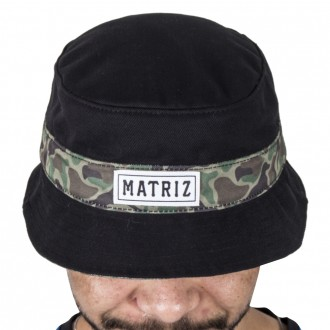 BUCKET MATRIZ CAMO LABEL