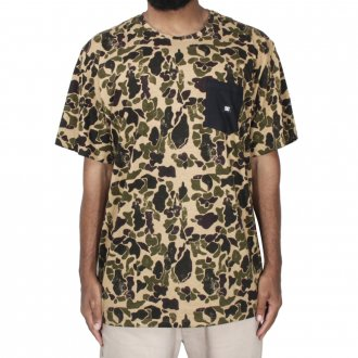 CAMISETA DC SHOES COMBO PRINT CAMO