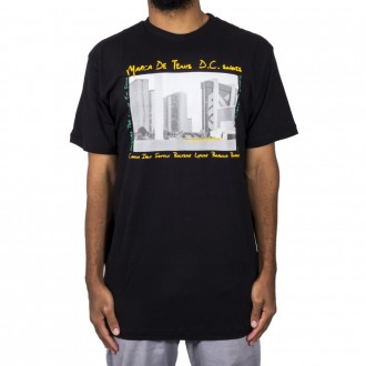 CAMISETA DC SHOES IQUI BRAZIL