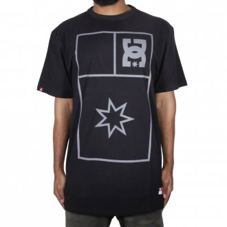 Imagem - CAMISETA DC SHOES STRETCH FLAG TALL FIT - 12411809