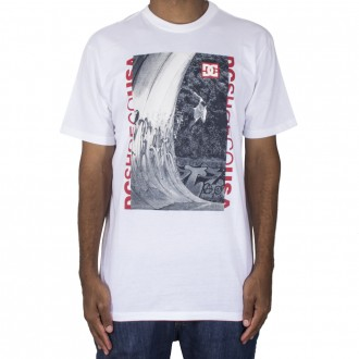 Imagem - CAMISETA DC SHOES UNDERTHEBRIDGE - 17251104