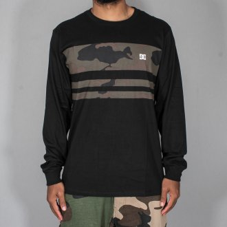 Imagem - CAMISETA DC SHOES ML CAMO LAND  - 13582003