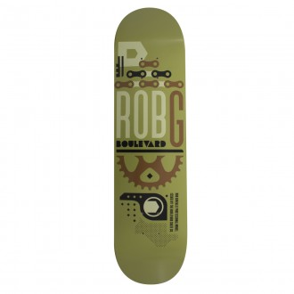 Imagem - SHAPE BOULEVARD ROB G SERIE DECO 7.75 - 18021902