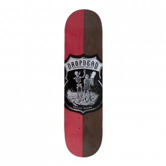 Imagem - SHAPE DROP DEAD SK8 IS LIFE 8.0