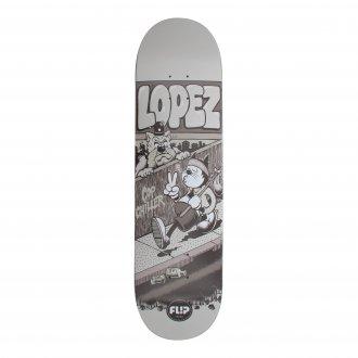 Imagem - SHAPE FLIP LOPEZ COMIX PRO 8.25