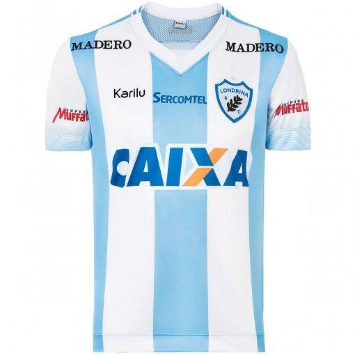 Camisa Karilu Londrina Oficial Brasileirão 2017 CE2100001