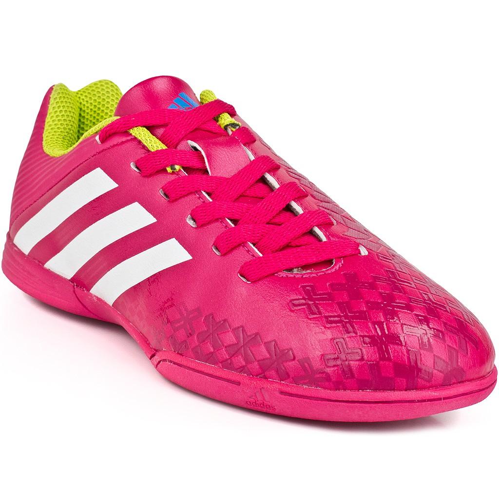 b24abcdd81dc3 Chuteira Adidas Predito LZ IN Jr