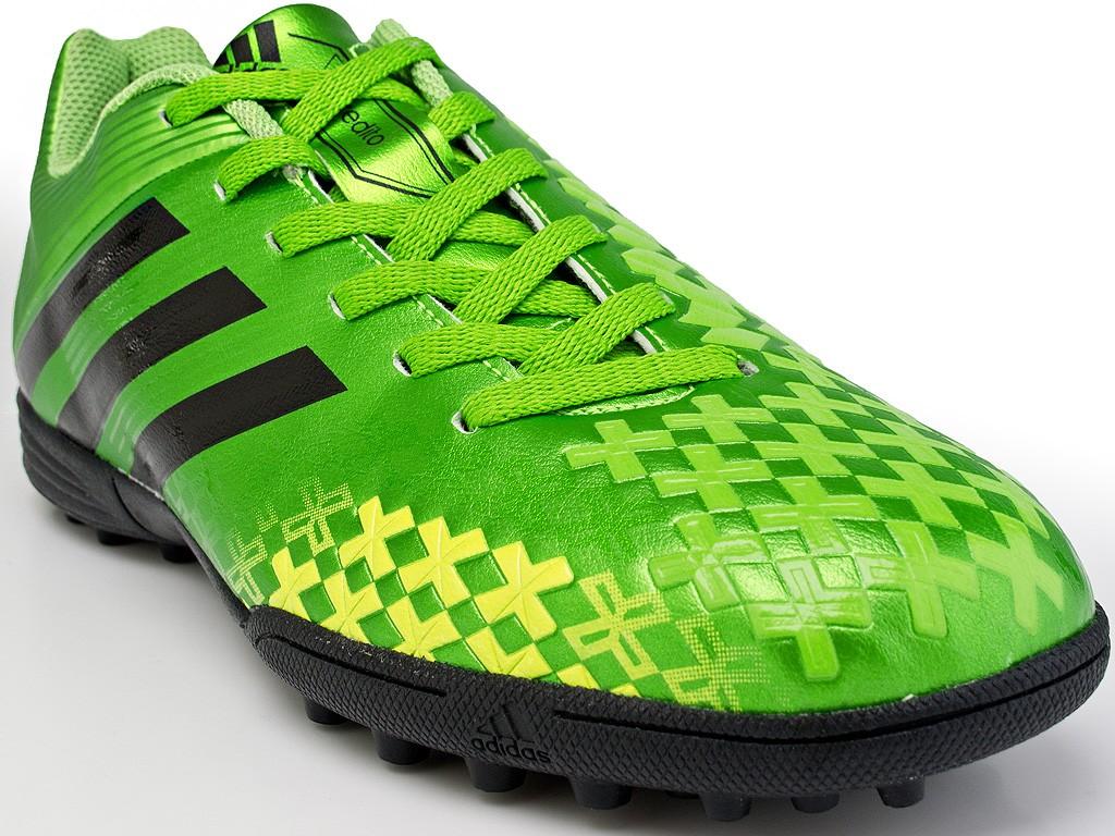 Chuteira Adidas Predito LZ TRX TF  c5505734d65ae