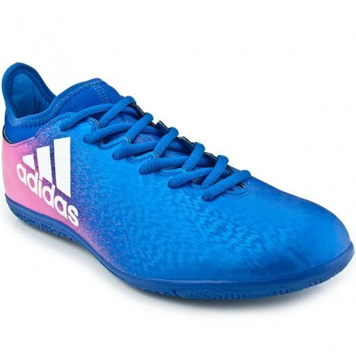 Chuteira Adidas X 16.3 IN  f06fcfbedc3d5