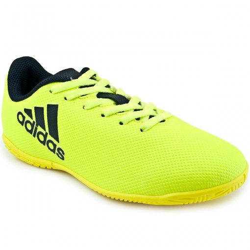 Chuteira Adidas X 17.4 IN Jr