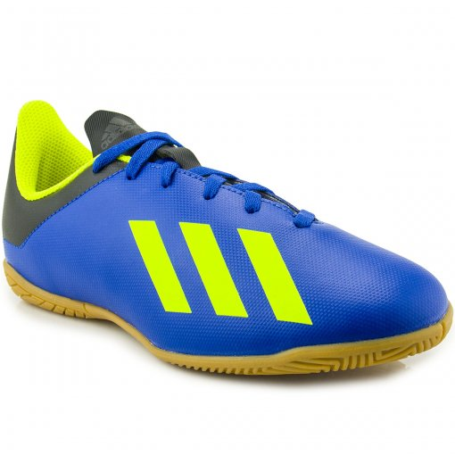 Chuteira Adidas X Tango 18.4 IN Infantil