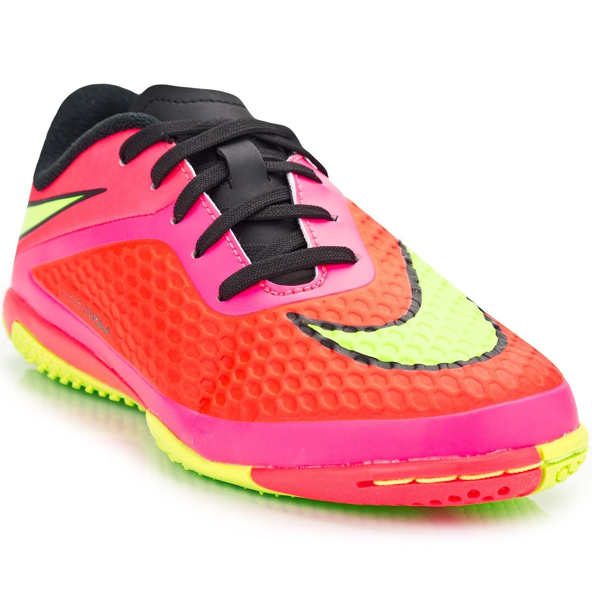... Mercurial Vortex II IC Jr 651643 Futebol Futsal MaxTennis  89721d424f9 Chuteira  Nike Hypervenom Phelon IC Jr 599811 Futebol Futsal MaxTennis ... a9f7a9b2cc