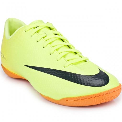 9267262bc63 Chuteira Nike Mercurial Victory IV IC 558560 Futebol Salão  MaxTennis ... c4a465b2e3
