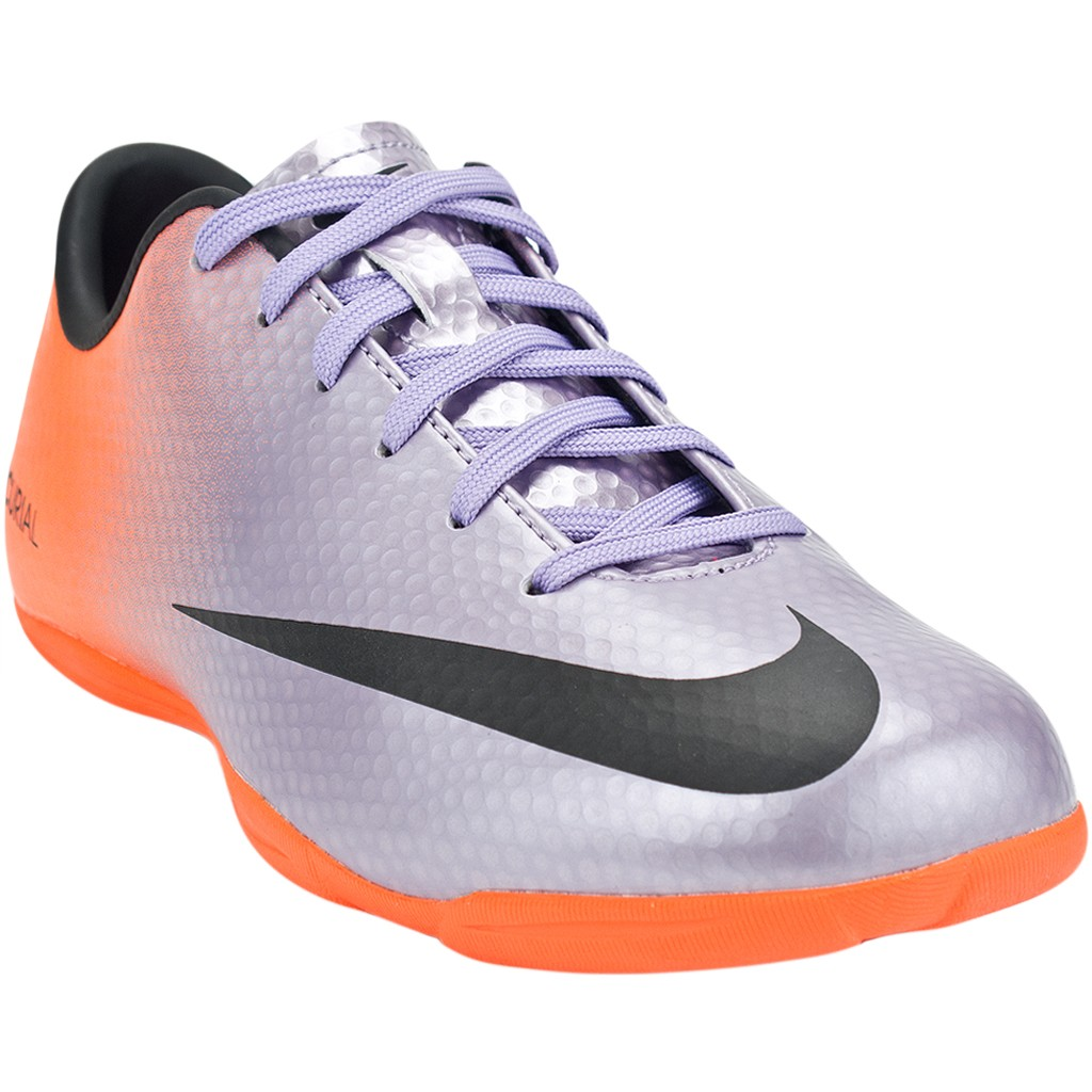 100% authentic 0b22f 369ba Chuteira Nike Mercurial Victory IV IC Jr 555646 ...