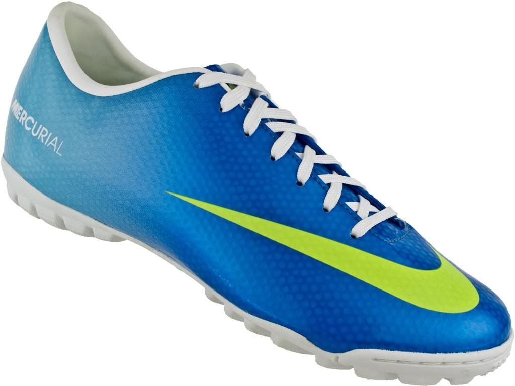 Chuteira Nike Mercurial Victory IV TF 558561  a0182c2344f1b