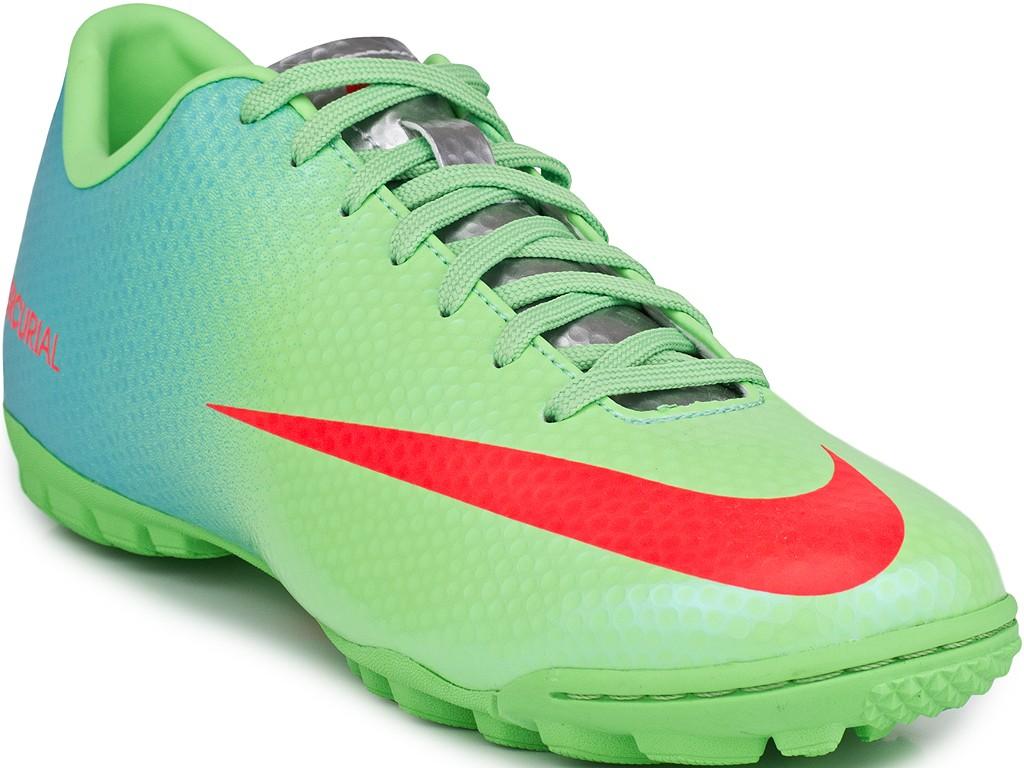 Chuteira Nike Mercurial Victory IV TF 558561  f7818423abdc5