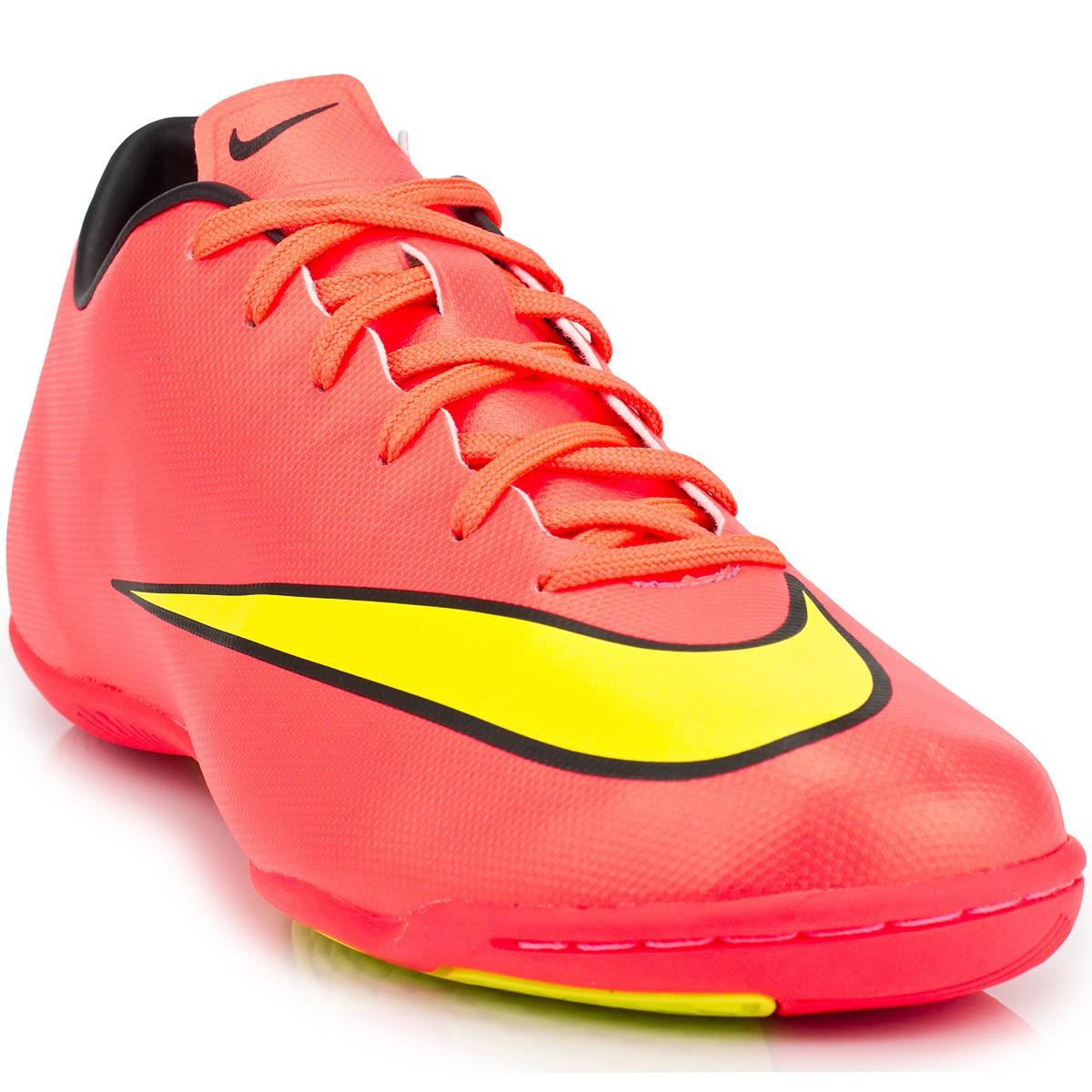 Chuteira Nike Mercurial Victory V IC  7d93184b8a2dd