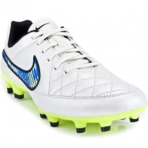 cd895cfa3e5 Chuteira Nike Tiempo Genio Leather FG 631282