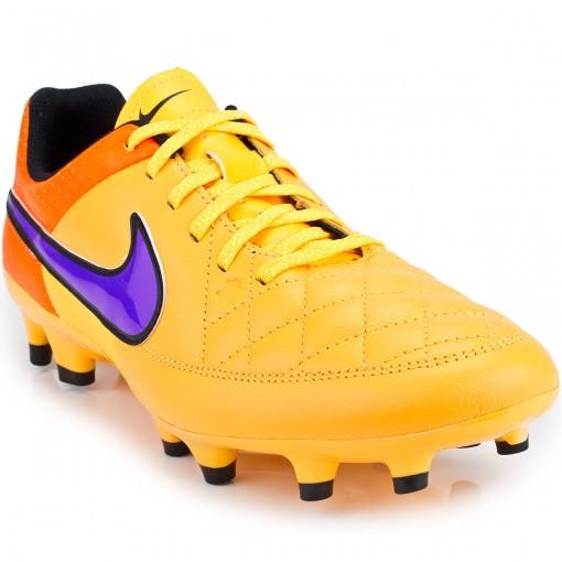 Chuteira Nike Tiempo Genio Leather FG 631282