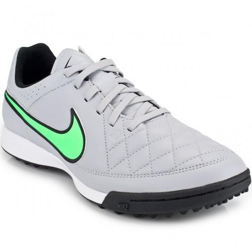 Chuteira Nike Tiempo Genio Leather TF 631284