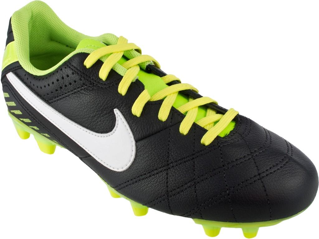 Chuteira Nike Tiempo Natural IV LTHR FG 455714  5afc8f0aeb0fd