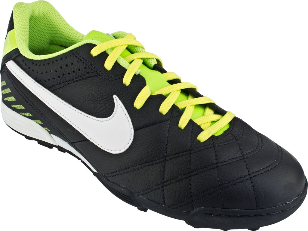 Chuteira Society Nike Tiempo Natural IV TF 455715  62570e0e324be