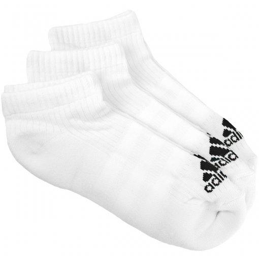 Meia Adidas Liner Cushion 3S 3P Masculina AA2279