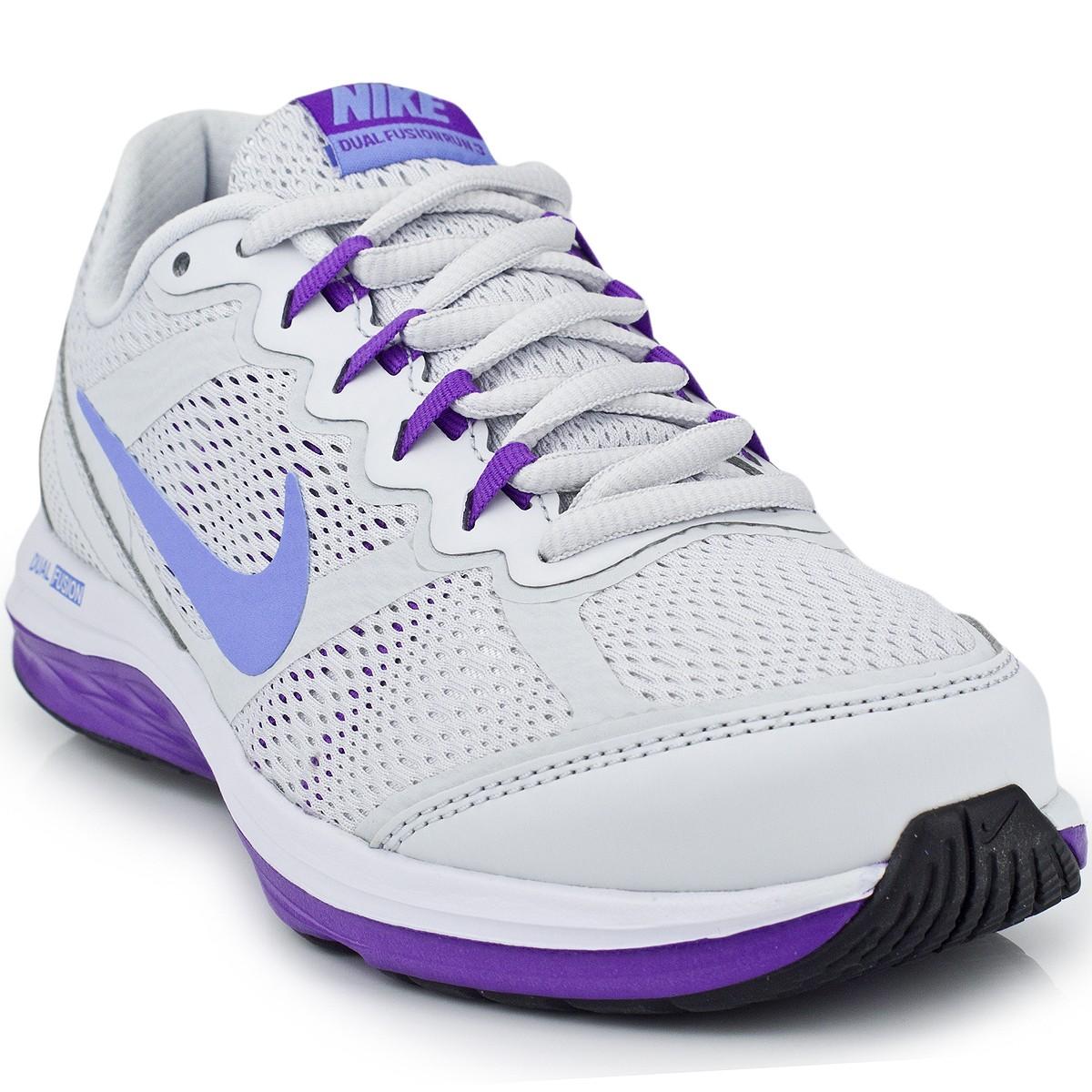 Tênis Nike Dual Fusion Run 3 MSL W 654446  229f2876eabf6