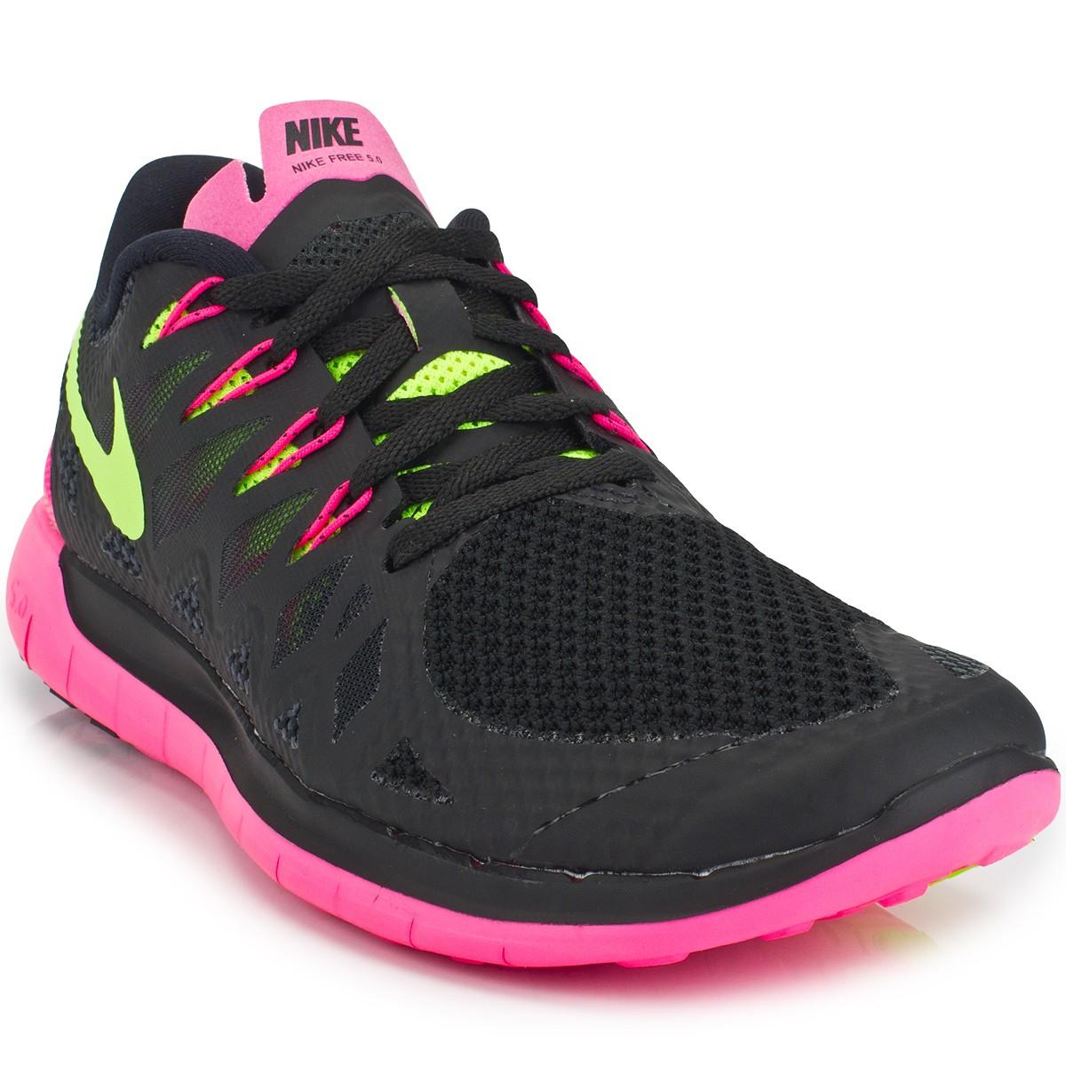 951694212a6 Tênis Nike Free 5.0 W 642199 ...